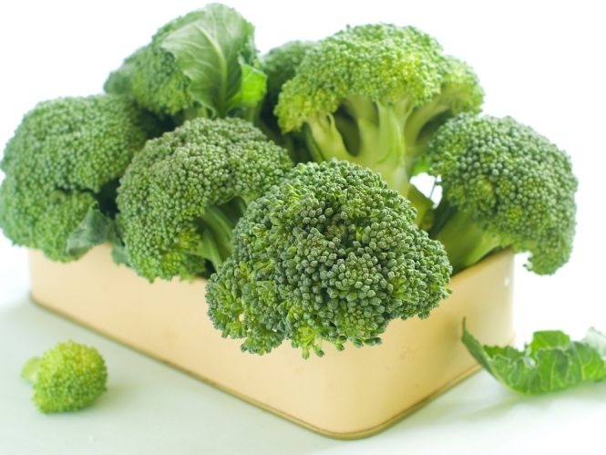 Broccoli - calories, nutritional values and interesting facts