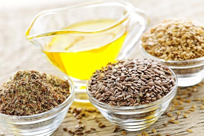 Cold pressed flaxseed (lineseed) oil - the characteristics and health benefits