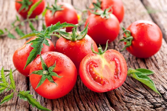 Tomatoes - calories, nutritional values and interesting facts